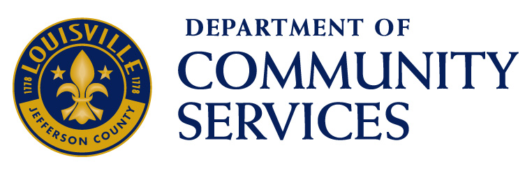 Louisville Metro Community Services logo