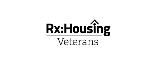 Rx Housing Veterans - new logo