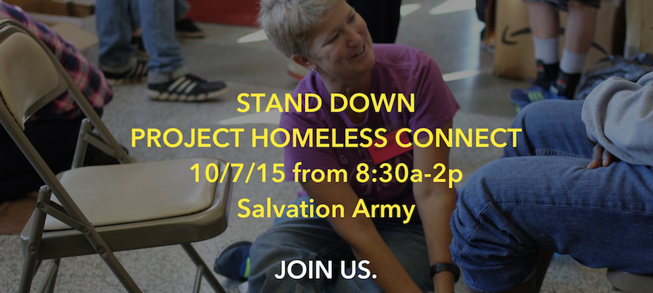 Stand Down/Project Homeless Connect