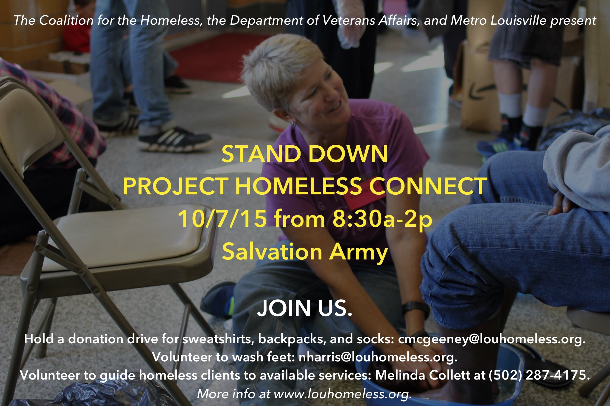 Stand Down Project Homeless Connect 2015 electronic flyer final