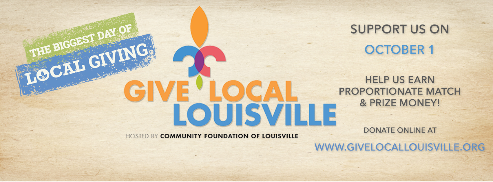 Give Local Louisville: 10/1