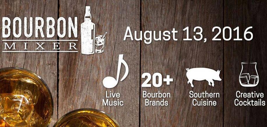 Bourbon Mixer 2016