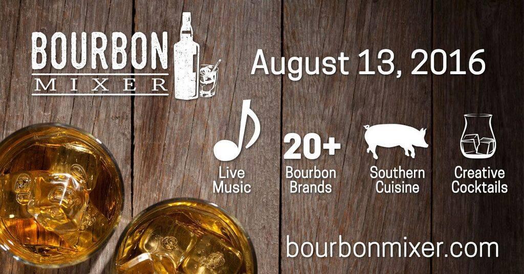 Bourbon Mixer banner